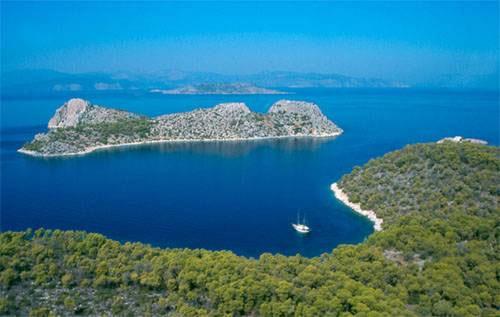 Agistri Greek Island1