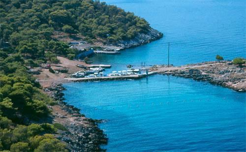 Agistri Greek Island2