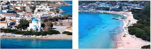 skala beach Agistri