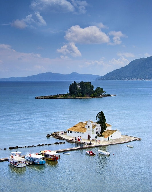 Greece- Corfou