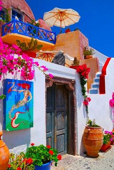 colorful images of Greece2