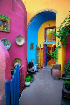 colorful images of Greece5