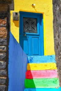 colorful images of Greece8