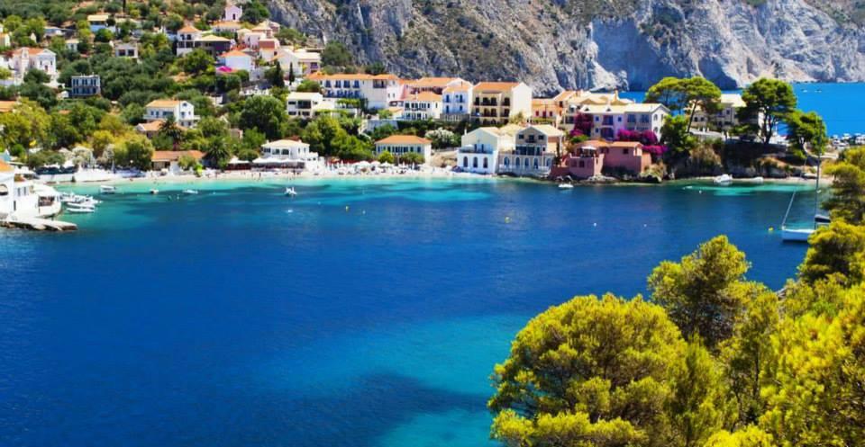 Assos a magical village in Kefalonia island3