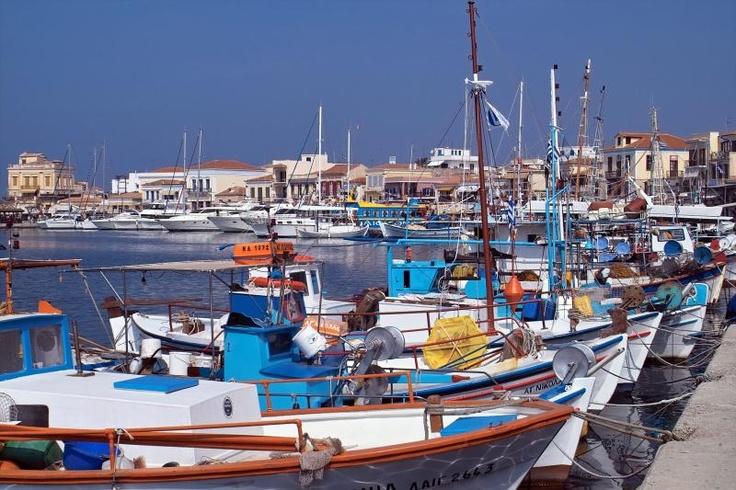 Aegina Island, Greece - pistachio3