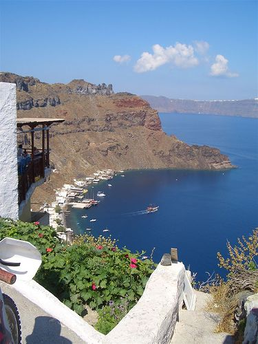Thirasia, Santorini, Greece1
