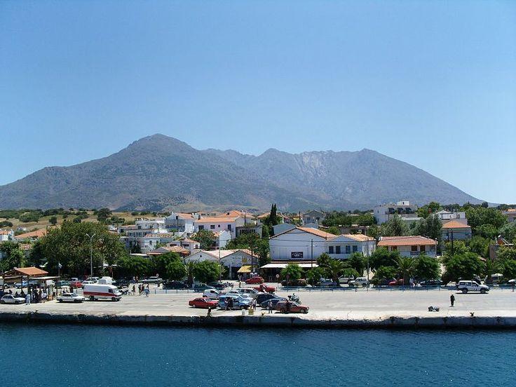Kamariotissa Port
