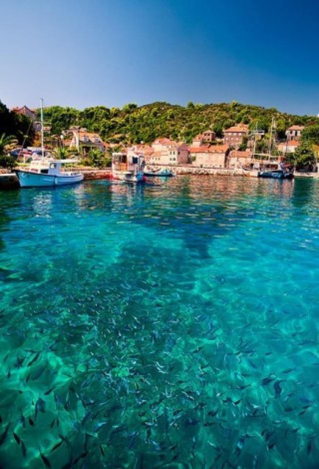 Loutro, Crete island,Greece
