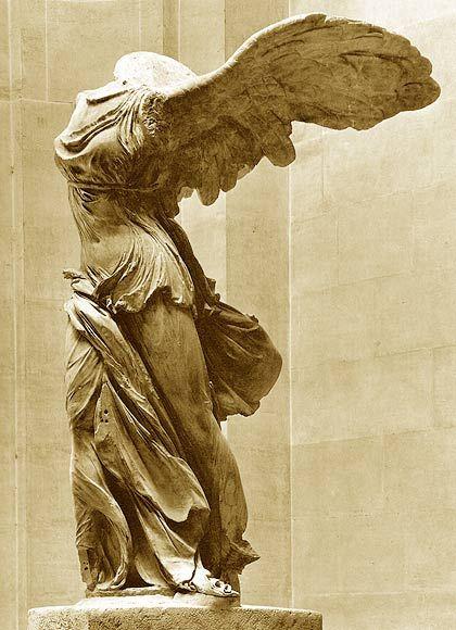 Samothraki  Greek Goddess of victory