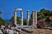 Samothraki island, Greece