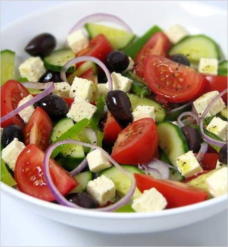 The Original Greek Salad