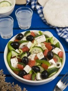 The Original Greek Salad1