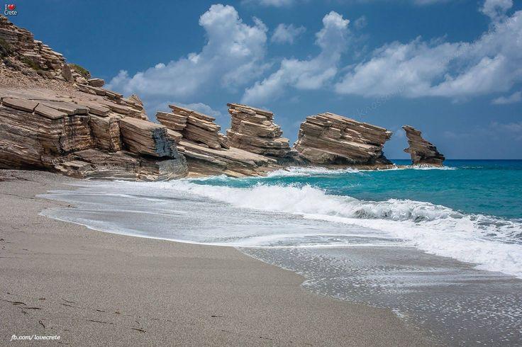 Triopetra, Rethymno, Crete, Greece
