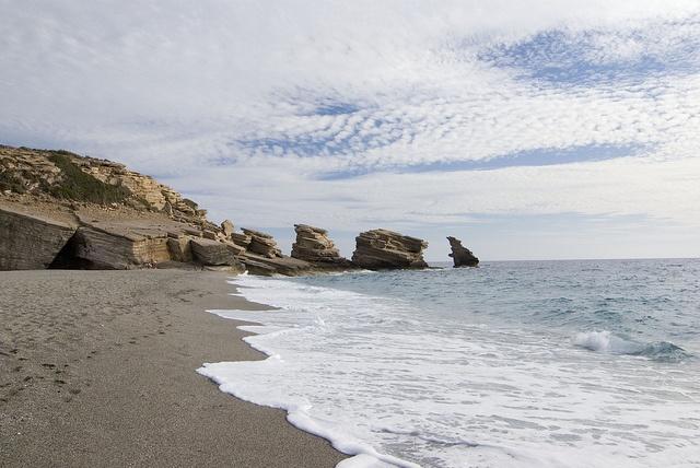 Triopetra, Rethymno, Crete