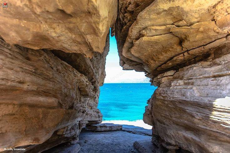 Triopetra in Crete