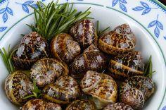 Fried snails 1
