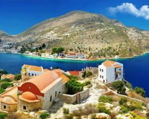 Kastellorizo gem of the Aegean sea