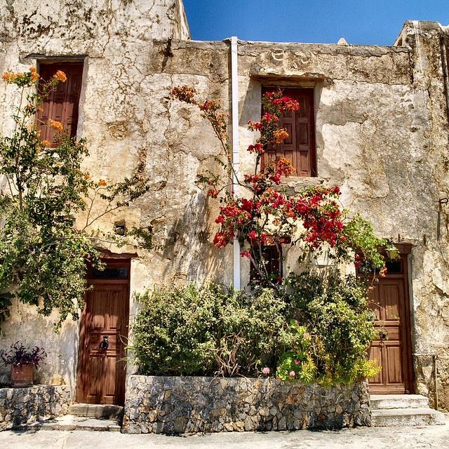 Preveli Monastery at Preveli, Crete