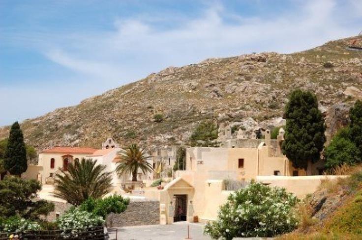 Preveli Monastery of Saint John the Theologian