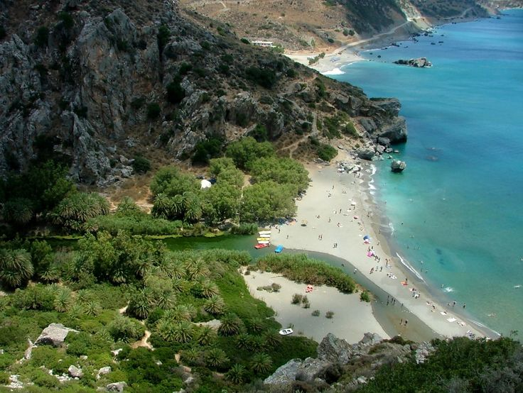 Preveli beach1