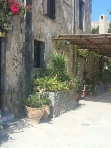 Preveli monastery-Crete