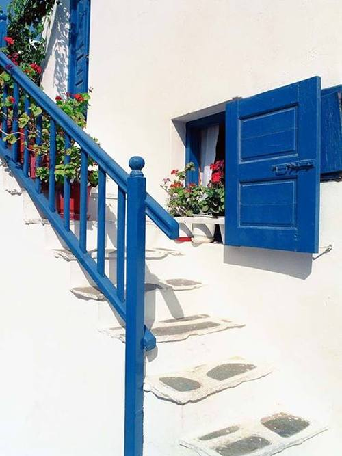 Amazing Greek yards and outdoors