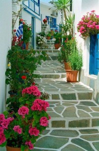 Amazing Greek yards and outdoors1
