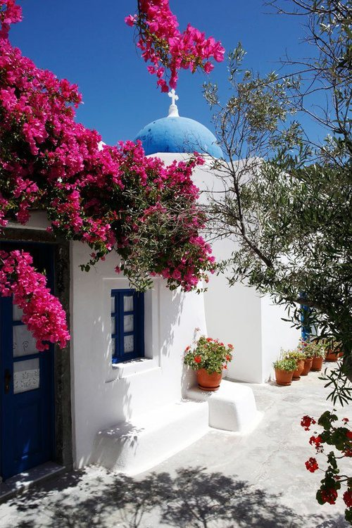 Amazing Greek yards and outdoors18