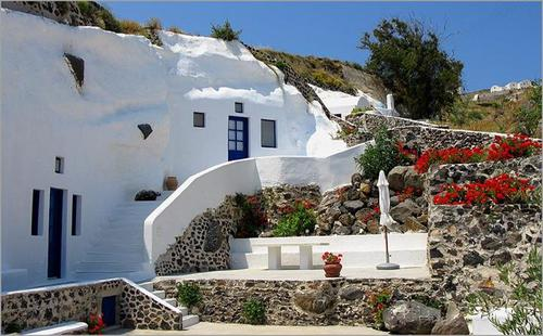 Amazing Greek yards and outdoors2