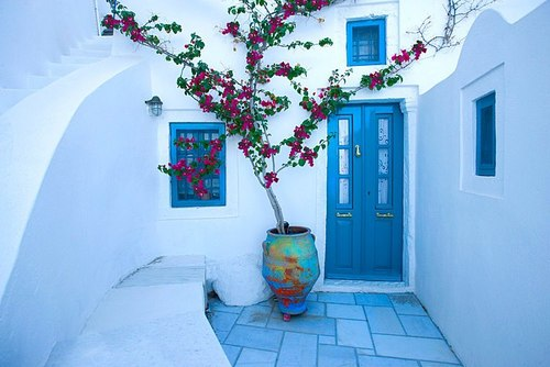 Amazing Greek yards and outdoors20
