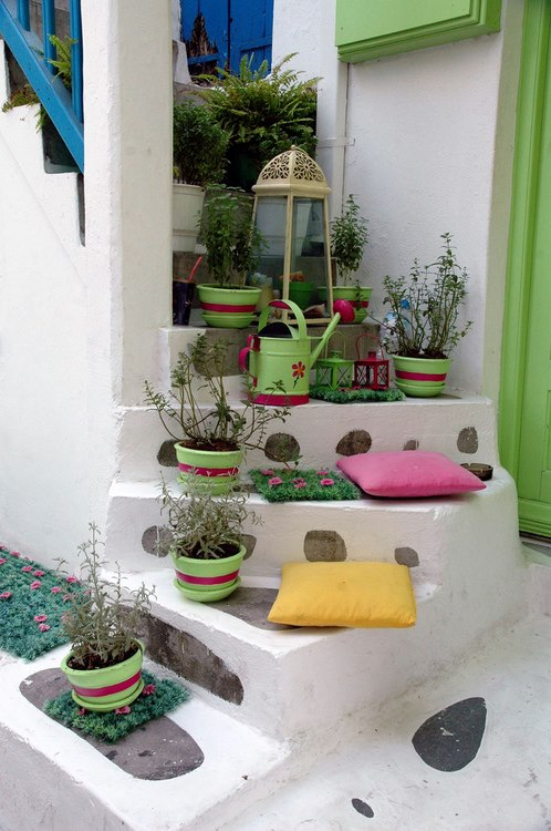 Amazing Greek yards and outdoors21