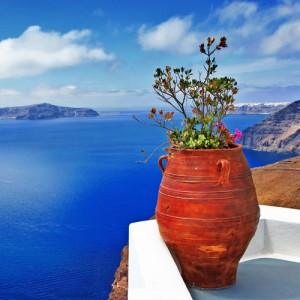 Amazing Greek yards and outdoors5