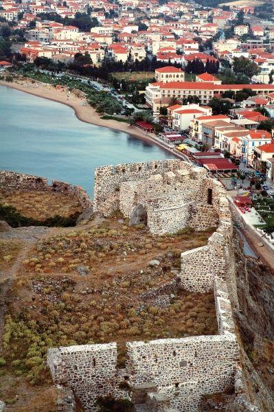 Myrina, Lemnos Island