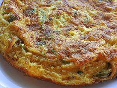 Sfougato the Greek omelet2