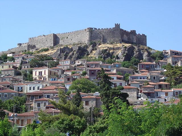 Molivos town