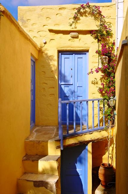 Cyclades Homes in deep blue11