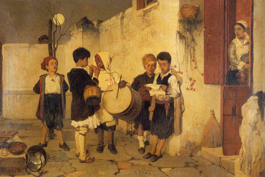 Christmas traditions in Greece1