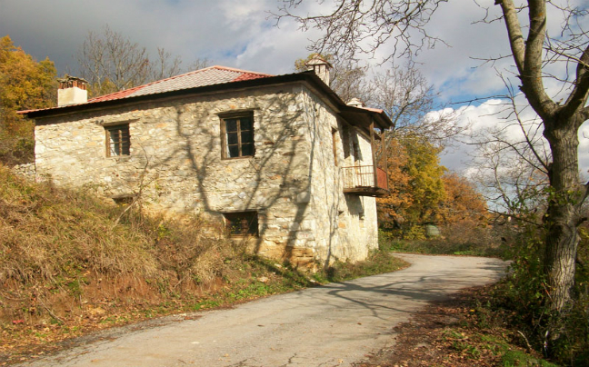 Elatoxori old house