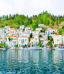 Poros island, Greece1