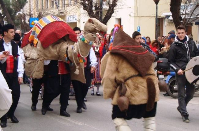 The custom of Camel