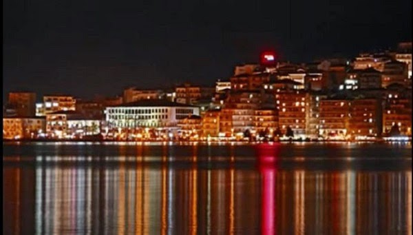 kastoria by night