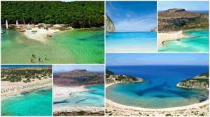 10 most exotic Greek beaches