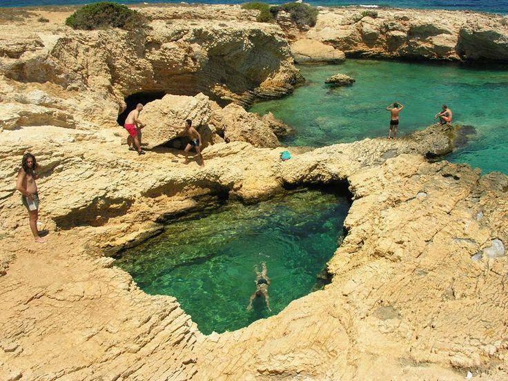 Koufonisia a paradise island5