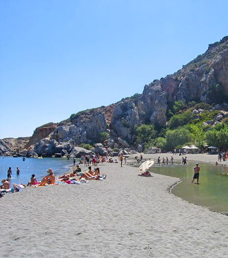 Preveli beach, Crete, Greece5