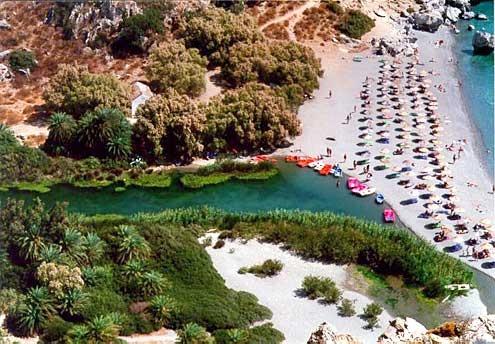 Preveli beach, Crete, Greece6