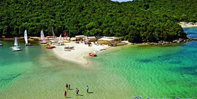 most exotic Greek beaches_Bella Vraka, Sivota