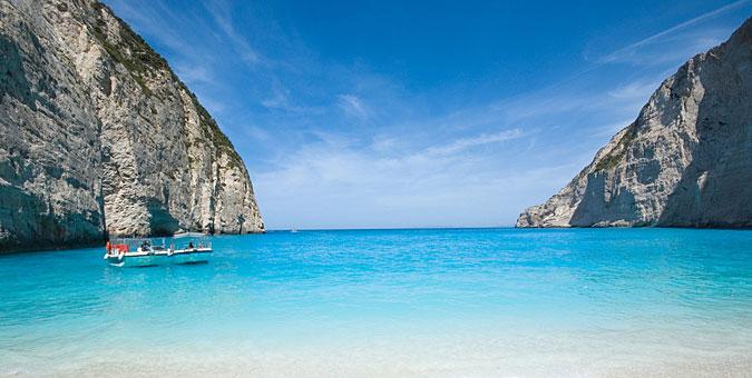 most exotic Greek beaches_Navagio, Zakynthos