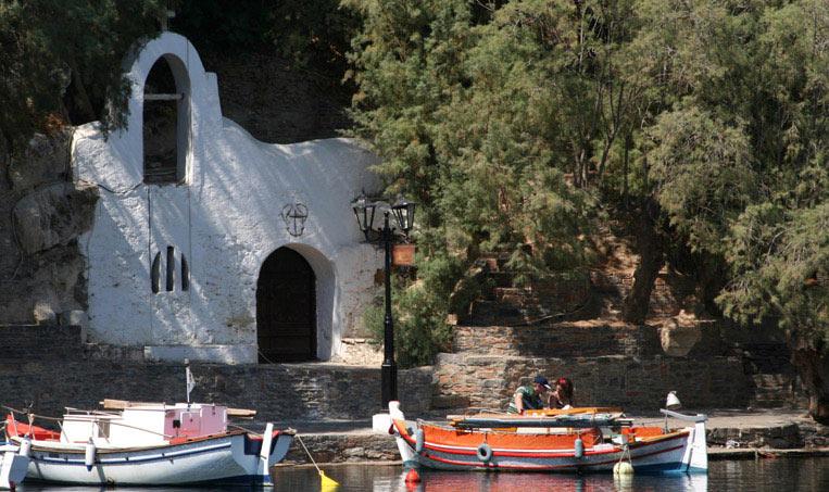 Agios Nikolaos the small Byzantine church
