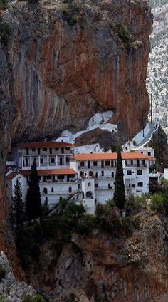 Elona Monastery