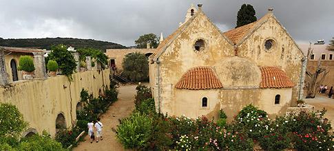 Monastery Arkadi, Rethimno